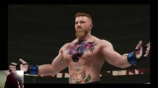 KHABIB ATTACKS CONOR, CORMIER ATTACKS JONES, DRAX VS KRATOS!!! WWE 2K19 DELUXE EDITION