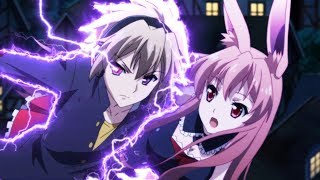 Top 10 Fantasy/Romance Anime With OverPowered/Badass Male Lead