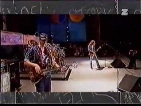 Primus feat. Jerry Cantrell - Harold of the Rocks- Live at Woodstock '94