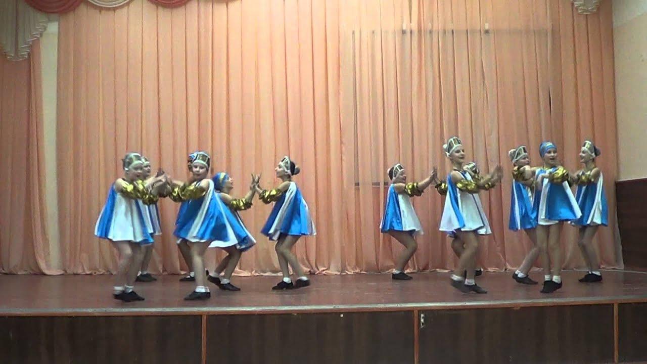 Как мы проводили конкурс танцев
