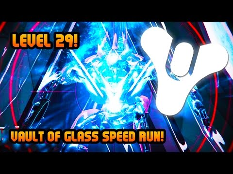 Destiny - Vault of Glass Raid Gameplay! Destiny Vault of Glass Walkthrough! (Destiny Gameplay)