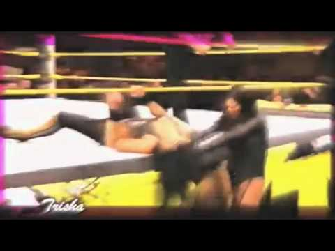 WWE Divas ● Lick ya down || Collab with Trisha(EvexKellyxSwag)