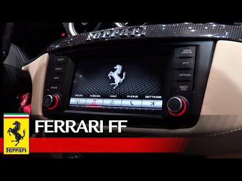 FF and Apple CarPlay - Ferrari world première