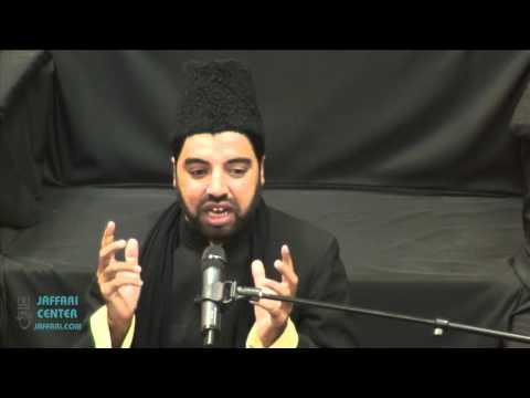 Maulana Muffazal  Asra Majlis 2 Muharram 2015:1437