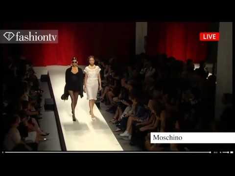 Moschino Spring/Summer 2014 | Milan Fashion Week MFW | FashionTV