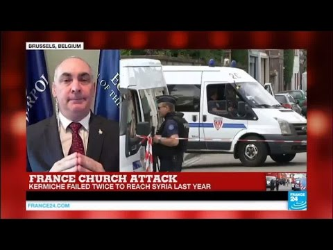 France church attack: short term vs long term action needed by government