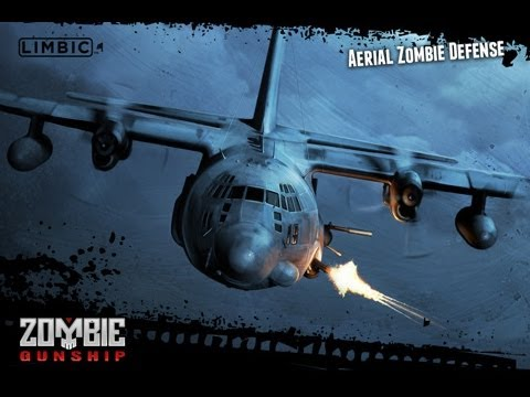 Zombie Gunship - iPhone & iPad Gameplay Video