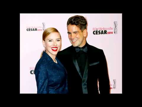 Scarlett Johansson Welcomes First Child, Baby Girl Rose, With Fiance Romain Dauriac