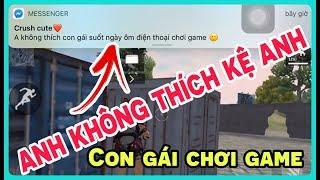 Con Gái Chơi Game Ai Cũng Xinh hihi - Tik Tok Free Fire Phần 28 | Thanh TV