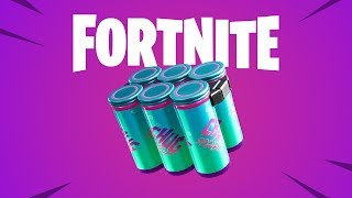 Fortnite -  Chug Splash - New Item