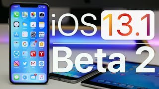 iOS 13.1 Beta 2 is Out! - What's New?