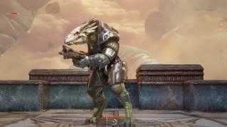Quake Champions Bloodrun Sorlag and LG