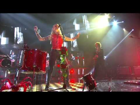 Gin Wigmore 'Man Like That' at the VNZMA's 2012