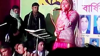 Download গান শুনাইয়া দর্শকের মনে আনন্দ জাগালেন শিল্পী কলি সরকার । বিনয় করি ডাকি পাখি । Bangla Baul Song 3Gp Mp4