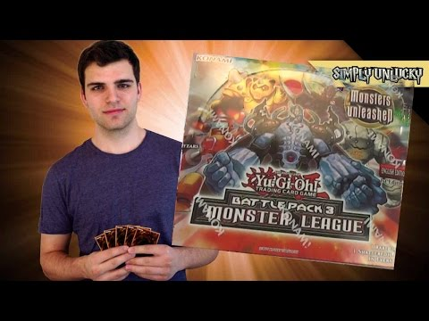 Best Yugioh Battle Pack 3 Monster League 1st Edition Box Opening! OH BABY!!...