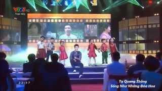 Tạ Quang Thắng & Đồ Rê Mí 2014 - Sống Như Những Đóa Hoa (Ấn Tượng VTV 2014)