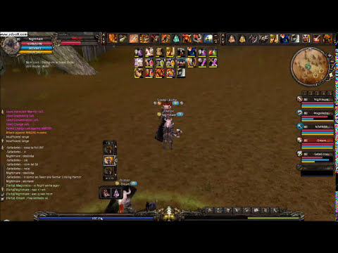 Shaiya Infinity - Nightmare PVP 1~80
