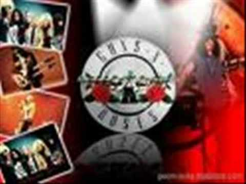cats in the cradle and the silver spoon by guns n roses