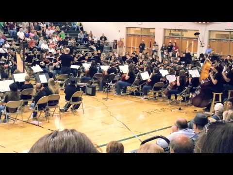 Floyd Central High School Orchestra Kashmir