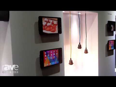 CEDIA 2014: iPort Intros the LaunchPort with Buttons
