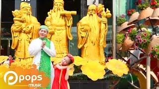 Bé Chúc Tết - Phi Long ft Bé Bảo An [Official]