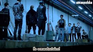 [Рус саб MV] B.A.P - ONE SHOT HD Rus sub
