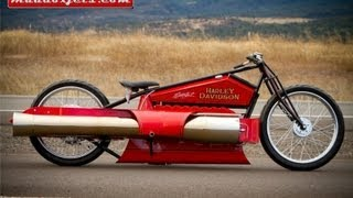 "Rocketman: ""Wild"" twin jet engine super jet bike."