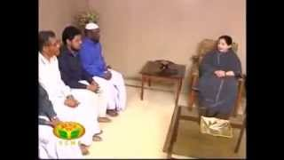Tamilnadu Thowheed Jamaath meets CM