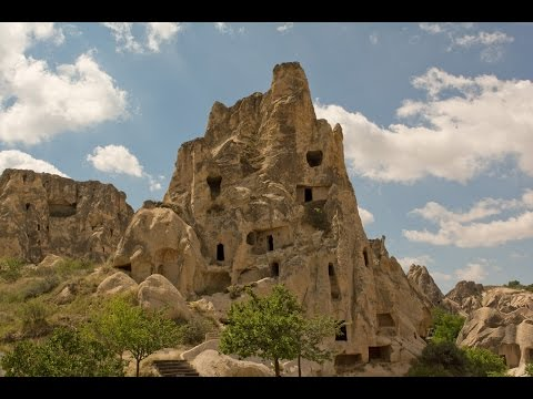 5 star luxury cave living at The Museum in Cappadocia, Turkey