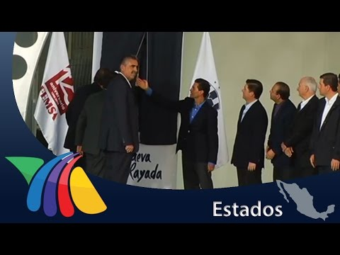 Inaugura EPN estadio en Monterrey | Noticias de Nuevo León