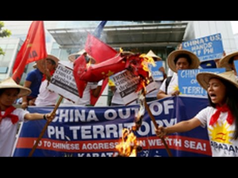 Vietnam Protests Against Chinese Drills in South China Sea