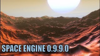 Space Engine 0.9.9.0 UPDATES - Awesome Additions