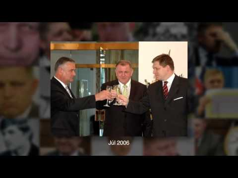 Ficobook - A Robert Fico facebook 'A Look Back' parody :-D