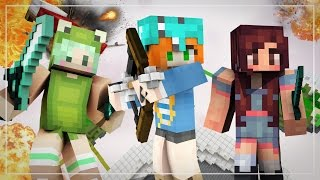 """THEY'RE EVERYWHERE!!!"" 