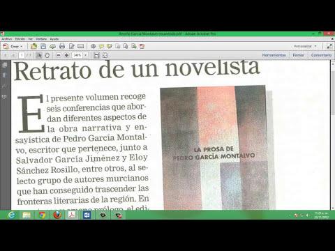 Convertir Imágenes Escaneadas a Documentos Editables