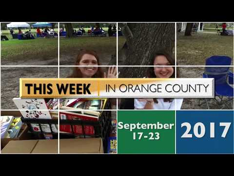 This Week In Orange County September 17-23 2017