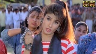 Comedy Movies | Hindi Movies 2018 | Raveena Bribes Shakti Kapoor | Comedy Scenes | Raveena Tandon