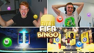 CRAZY FIFA BINGO!! **INSANE PACKS** - FIFA 19 ULTIMATE TEAM