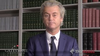 Geert Wilders: The Patriot Spring has arrived! Stand up for freedom