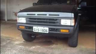 Nissan Pathfinder 1994 3.0 V6 No Exhaust