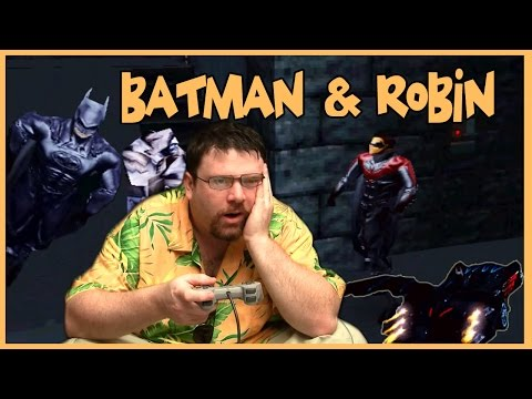 Joueur du Grenier - Batman & Robin - Playstation Music Videos