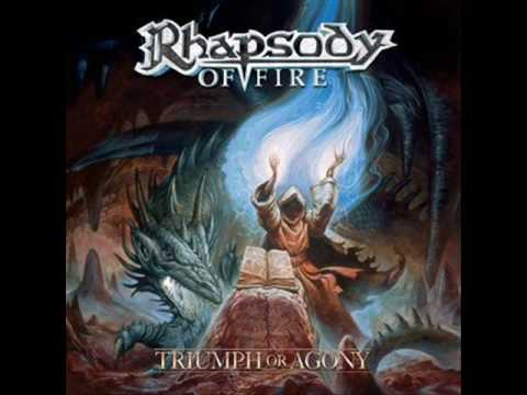 Rhapsody Of Fire - The Myth Of The Holy Sword