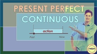 Present Perfect Continuous, Learn Present Perfect Continuous