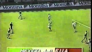 Mexico vs Estados Unidos Final Copa Oro 1993