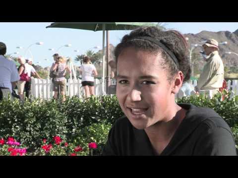 Heather Watson: Xperia Hot Shots profile