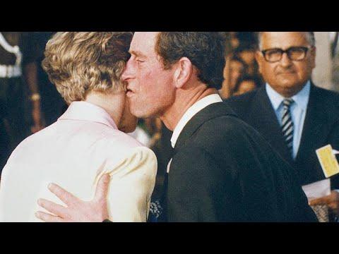 Prince Charles and Princess Diana's Bitter Press Feud