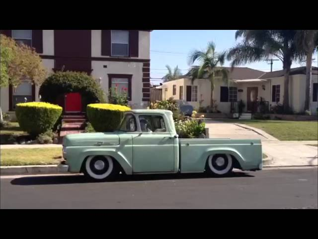 1970 Ford F100 Crown Vic Front End Swap | Autos Post