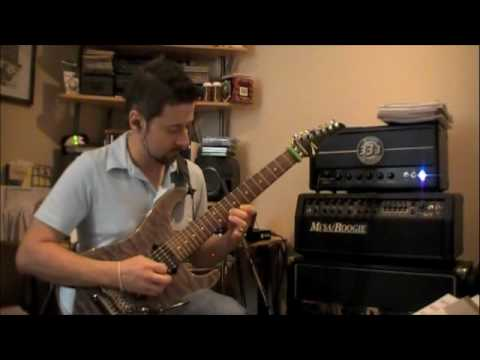 Shred This III with Brett Garsed - Joe Pinnavaia Entry - Transcription Available!