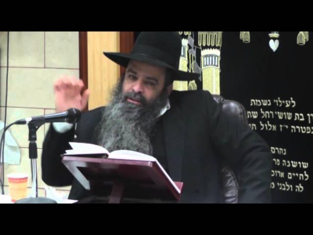 הרב רפאל זר - karvenu.co.il  -מטרת החיים