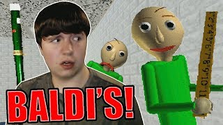 The Teacher No One Wants!    Baldi's Basics in Education and Learning 14.1 MB
